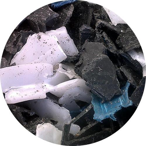 Déchiquetage & séparation du métal